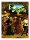 Arrest of St. Peter and St. Paul, Polyptych Depicting Scenes from the Lives of Ss. Peter and Paul - Hans Suess Kulmbach