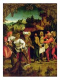 The Beheading of St. Paul, from a Polyptych Depicting Scenes from the Lives of Peter and Paul - Hans Suess Kulmbach
