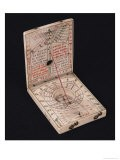Pocket Compass, 1592 - Hans Troschel