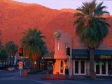 Sunset on Downtown Street, Palm Springs, CA - Harold Wilion