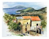 Old Farmhouse, Sorrento Italy (Vecchia Fattoria) - Harriet Solit