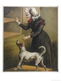 Old Mother Hubbard Went to the Cupboard - Harrison Weir