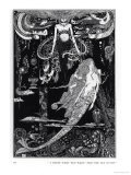 I Know What You Want' Said the Sea Witch - Harry Clarke