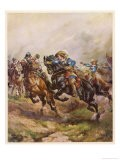 Battle of Edgehill: Prince Rupert's Charge - Harry Payne