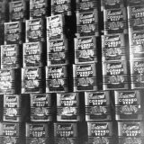 Canned Corn Beef Waiting to Be Exported - Hart Preston