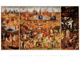 The Garden of Earthly Delights, 1504 - Hieronymus Bosch