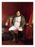 Napoleon (1769-1821) after His Abdication - Hippolyte Delaroche