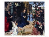 The Adoration of the Shepherds, 1476 - Hugo van der Goes