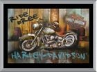 Harley Davidson Wall Art A1 To A4 Size Poster Prints
