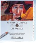 Sennelier Oil Pastel Sets - Artists Quality Oil Pastels