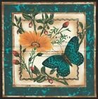 Vignette de Tissu Patchwork Papillon Cotton Fabric Butterfly