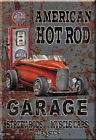 Magnet frigo fridge original uSA american hot rod decoration