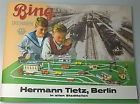 Bing Jouets Katalog 20/30's Ans (Hermann Tietz Berlin) RÉIMPRESSION #HA5 µ