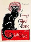 Original refrigerateur magnet chat-noir-cadeau fridge magnet decoration cuisi...
