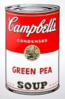 1-Andy Warhol - silkprint  campbell' soup