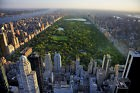 Papier Peint Photo INTISSÉ-(40V)-VUE CENTRAL PARK-350x260cm 7 lés-Mural New York