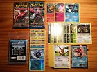Lot Cartes Pokemon NEUF pour NOEL, EX, Holos, Boosters, Protections, XY etc...