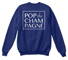 Top New Best Design Pop The Champagne - Cham Pagne N/a Sweat-Shirt Confortable