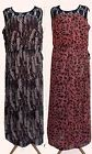 Tommy & Kate Boutique Lace Yoke Reversible Maxi Dress SIZE 20