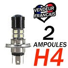 2 AMPOULES H4 T20 13 LED SMD 6000K XENON LAMPE PHARE FEUX TUNING