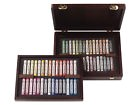 Rembrandt Artists Pastel - Full Size Pastels - Wooden Box Set - 60 Portrait