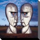 Pink Floyd - The Division Bell Poster Toile Sur Châssis Tableau (40x40cm) #81343