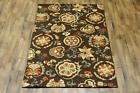 MAIN HOOKED of Modern laine 5x8 safavieh MARQUE ORIENTAL SURFACE TAPIS 2.1m