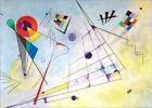 Poster / Toile / Tableau verre acrylique composition VII - Wassily Kandinsky