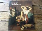 BALTHUS - CLAUDE ROY PEINTURE MONOGRAPHIE GALLIMARD CATALOGUE 1996
