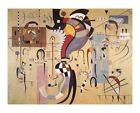 Wassily Kandinsky - Milieu Accompagne Poster (80x60cm) #38752
