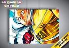 Poster One Punch man Manga Anime Wall Art