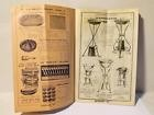 Antique 1894 HA GOODALL Ironmongers Trade Catalogue Pictorial #X20 IDEAS 4 YOU !