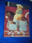 catalogue D'ART exposition 1992 SALON des indépendants PARIS botero la corrida