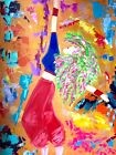 "painting street art modern abstract contemporary""danseuse street hiphop""60x80 cm"