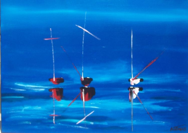Peindre sur de la lasure peindre lasure sur enperdresonlapin for Peinture bleu marine