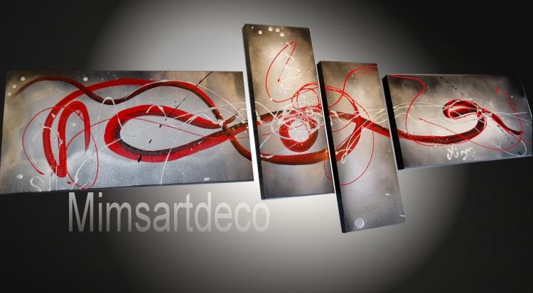Tableau Peinture Art Tableau Abstrait Tableaux Design Tableau