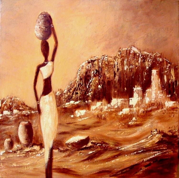 art africain femme