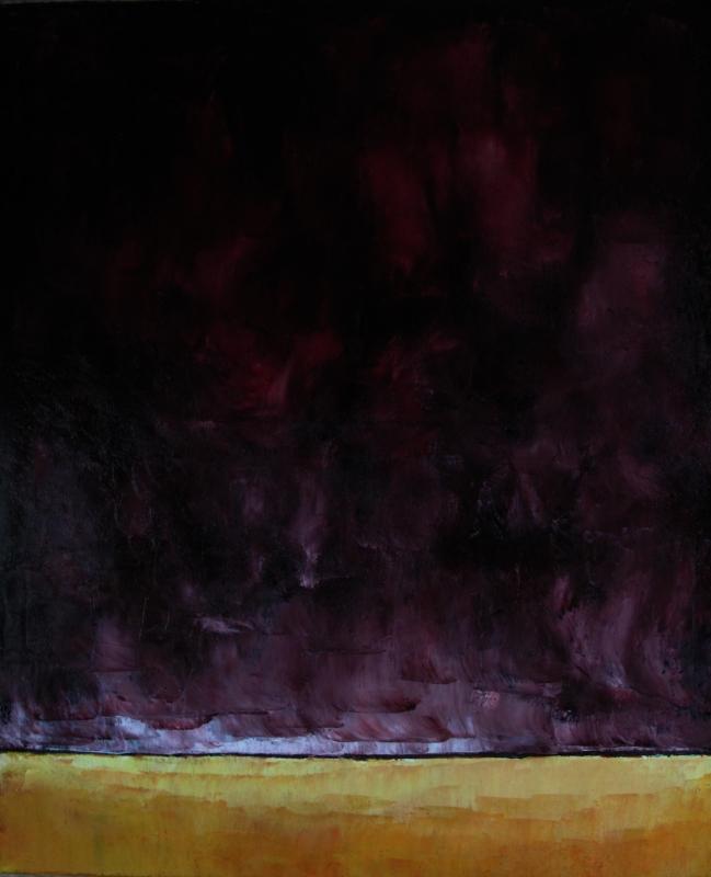 TABLEAU PEINTURE - HORIZON 9