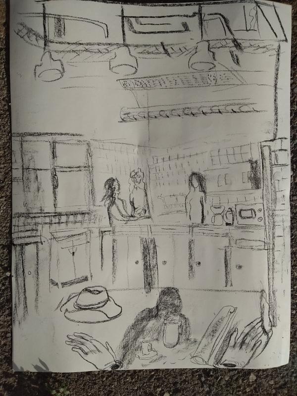 TABLEAU PEINTURE - Atelier 109 a NICE