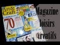 Magazine loisirs creatifs