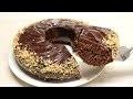 CAKE TOUT ROND AU CHOCOLAT FACILE (CUISINERAPIDE)