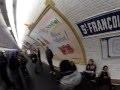 Le masque OU les cartouches Manifestation contre la Loi Travail passée en 49.3 PARIS 12052016