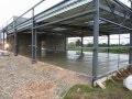 Construction d'un Bâtiment Industriel par GuEPAR Ingénierie en Normandie