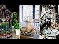 � Vintage & Shabby Chic Birdcage Decoration Ideas- DIY Summer Decoration �