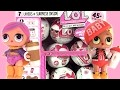 LOL Lil Outrageous Littles Surprise Dolls Boules Surprises de Poupées LOL
