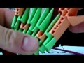 tuto sur le dragon chinois en origami modulaire créer par Gremi