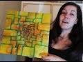 Illusion de Profondeur - Peinture Acrylique Facile