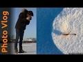 La neige et l'abstrait [Photo Vlog]