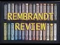 Rembrandt pastel review