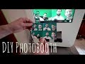 CONSTRUCTION D'UN PHOTOBOOTH - Part 4/4 - #Vlog48